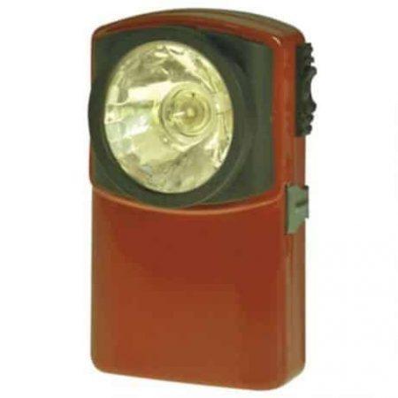 Ročna svetilka kovinska 1x3R12 več barv