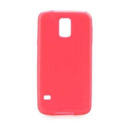 Silikonski ovitek Jelly za Samsung Galaxy S5 pink