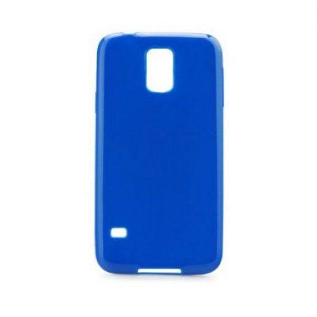 Silikonski ovitek Jelly za Samsung Galaxy S5 temno moder