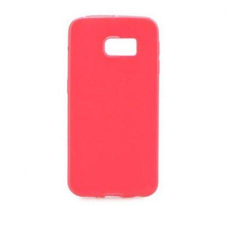 Silikonski ovitek Jelly za Samsung Galaxy S6 Edge pink