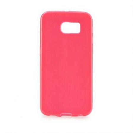 Silikonski ovitek Jelly za Samsung Galaxy S6 pink