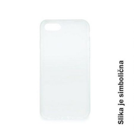 Silikonski ovitek za Apple IPHONE 5/5S/5SE prozoren