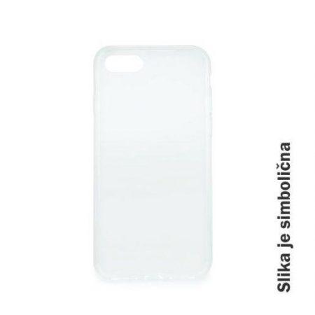 Silikonski ovitek za Samsung Galaxy S6 Edge prozoren