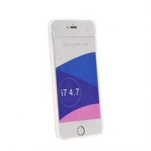 "360° silikonski ovitek za Iphone 7 (4.7"") prozoren"