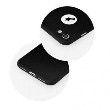 360° zaščita za mobilni telefon + kaljeno zaščitno steklo za Samsung Galaxy S8 črn
