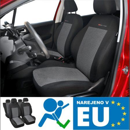 """Avtomobilske prevleke tipske za Opel Vivaro II BUS 2+1 (ločeni sedeži), 14"""" →"""