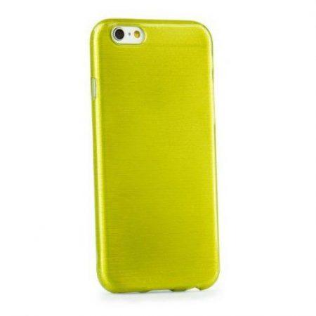 Barvni silikonski ovitek za  Huawei P8 zelen