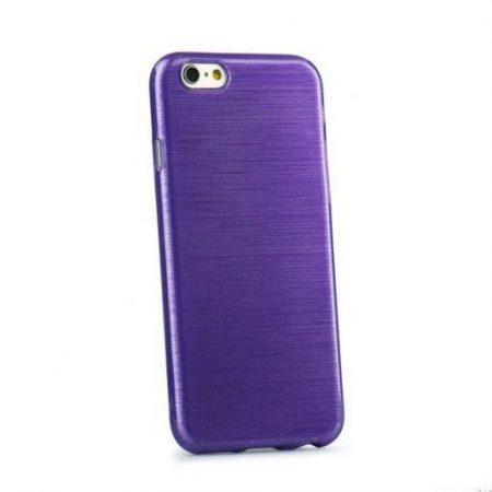 Barvni silikonski ovitek za  Huawei P9 vijoličen