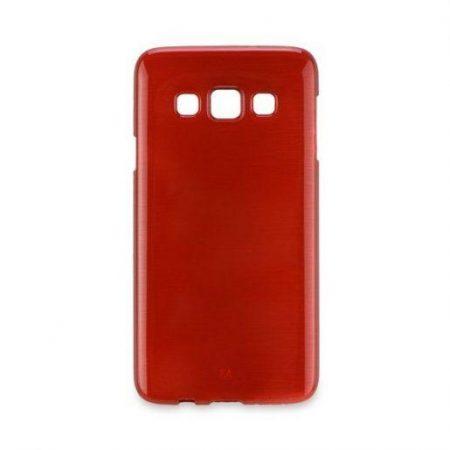 Barvni silikonski ovitek za Samsung Galaxy S7 (G930) red