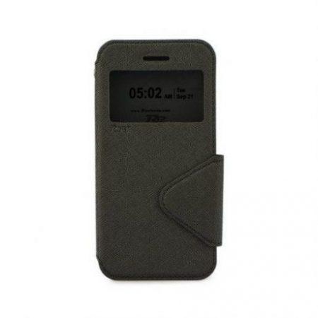 Preklopni ovitek z okencem za Sony Xperia Z5 Compact črn