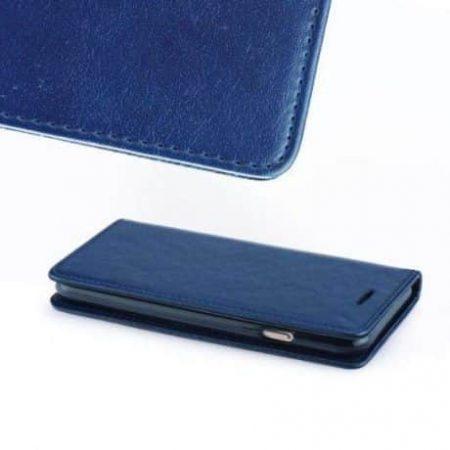 Preklopni ovitek za Samsung Galaxy S7 Edge (G935) temno moder