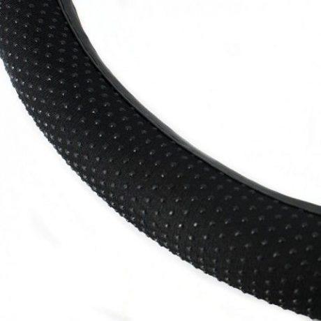 Prevleka za volan 37-39cm črna