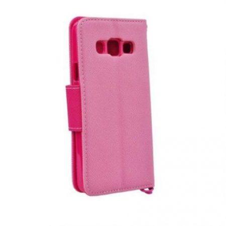 Preklopni etui za Samsung Galaxy S7 Edge roza
