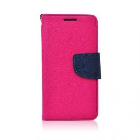 Preklopni etui za Samsung Galaxy S8 Plus roza-moder