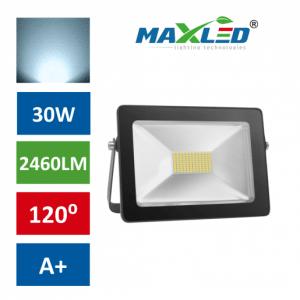 LED reflektor SMD SLIM 30W hladno beli 6000K