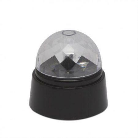 Disko svetilka na baterije