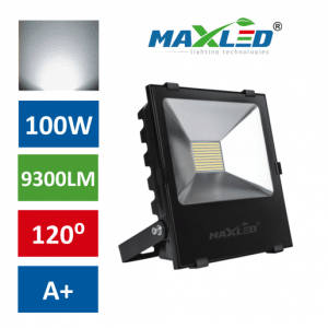 PRO LED reflektor SMD 100W nevtralno beli 4500K