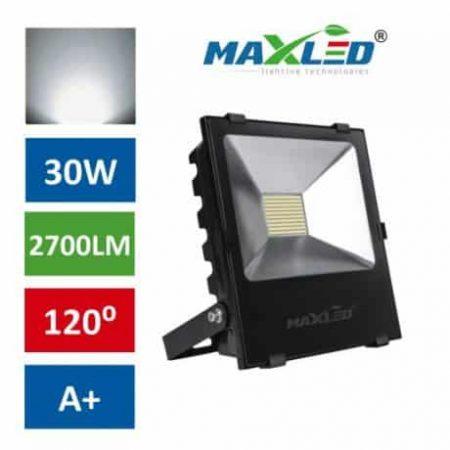 PRO LED reflektor SMD 30W nevtralno beli 4500K