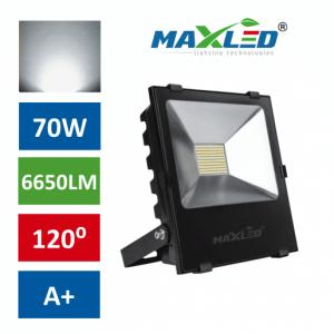 PRO LED reflektor SMD 70W nevtralno beli 4500K