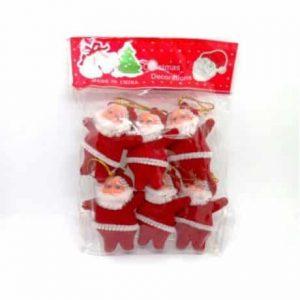Obeski božički 6 kos