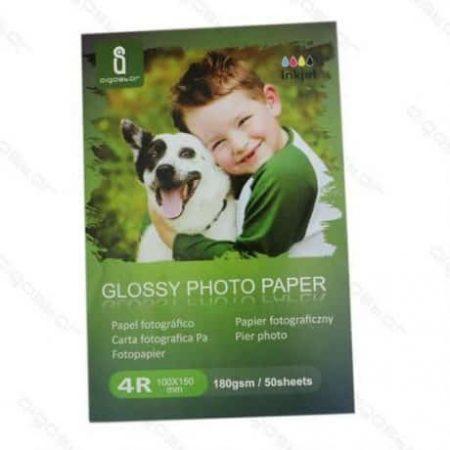 Foto papir 10x15cm 180g 50 kos