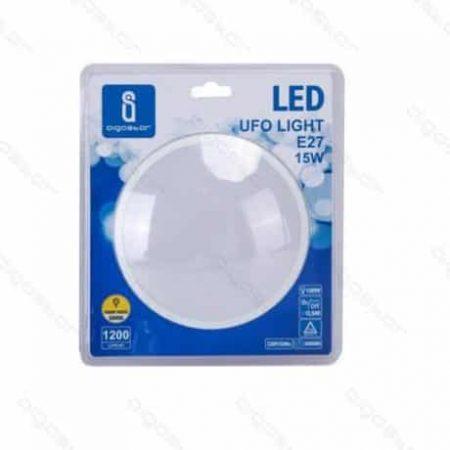 LED žarnica - sijalka E27 15W UFO 3000K
