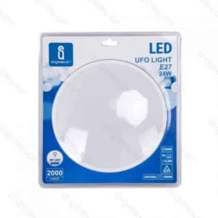 LED žarnica - sijalka E27 24W UFO 6000K