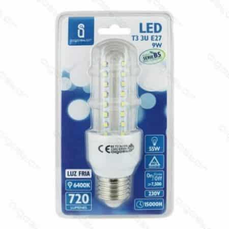 LED žarnica - sijalka E27 B5 T3 12W hladno bela 6400K