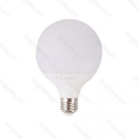 LED žarnica - sijalka E27 G95 15W 6400K
