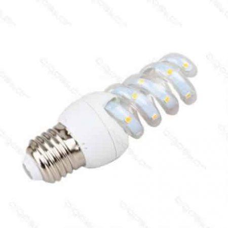 LED žarnica - sijalka E27 spiralna 5W (50W) 6400K