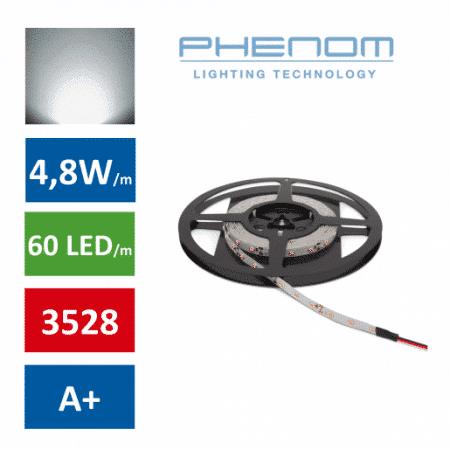 LED trak 5m 4,8W/m nevtralno beli 4200K
