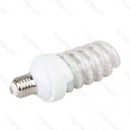 LED žarnica - sijalka spiralna E27 B5 20W toplo bela 3000K