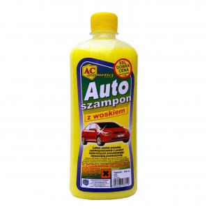 Avto šampon z voskom 500ml