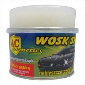 Avto vosek z gobico