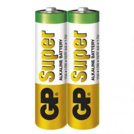 Baterija GP ULTRA AA 2 kos