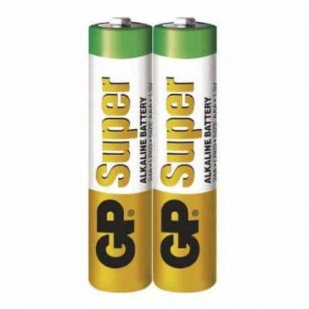 Baterija GP ULTRA AAA 2 kos