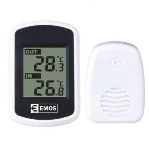 Brezžični termometer z zunanjo enoto