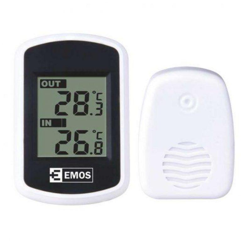 Termometri in higrometri