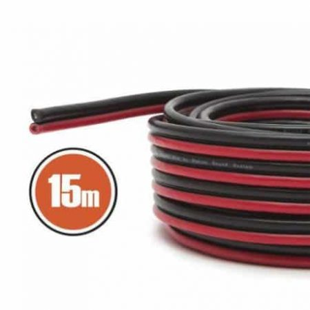 Kabel 2x1,0mm² 15m