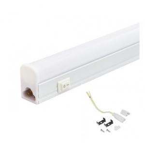 Podelementna T5 LED svetilka 9,9W 60cm s stikalom 4000K