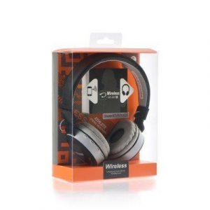 Brezžične bluetooth slušalke z mikrofonom in polnilno baterijo