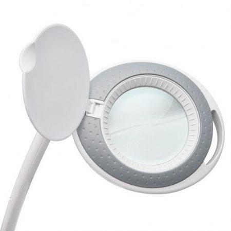 Namizno povečevalno steklo z LED svetilko