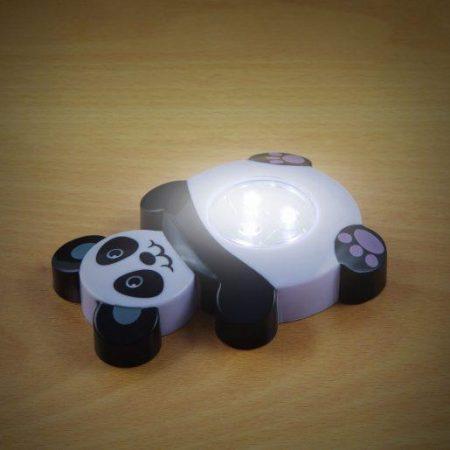 Otroška LED svetilka na dotik v obliki pande
