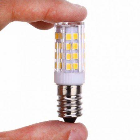 LED žarnica - sijalka E14 5W mini nevtralno bela 4000K 53x16mm