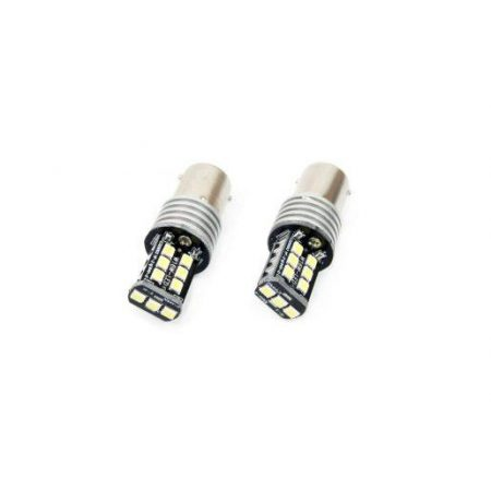 Avto LED žarnica - sijalka CANBUS 15SMD 2835 7,5W BA15S 1156 (P21W) 12V/24V 5000K