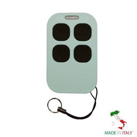Univerzalni daljinski upravljalnik 4v1 433 in 868 MHz fiksna koda za garažna vrata, zapornice, itd.