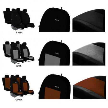 Tipske avtoprevleke zašite po merah za Fiat 500X