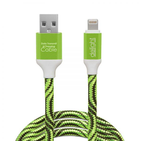 USB lighting kabel za iPad / iPhone pleten