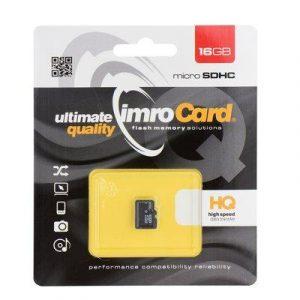 Micro SD spominska kartica 16GB