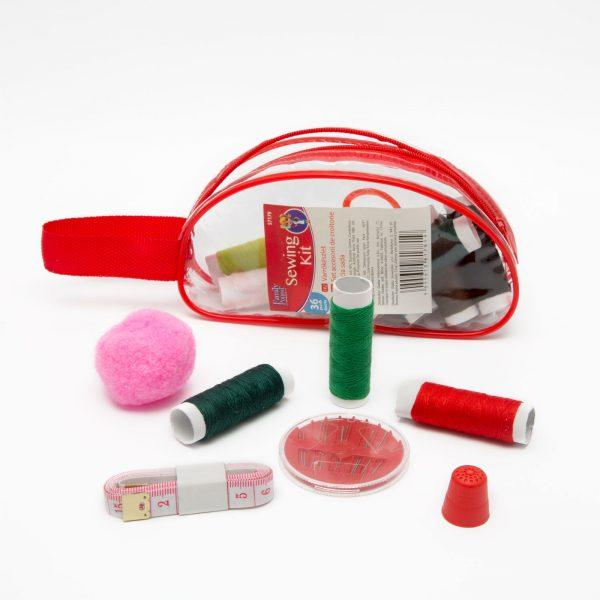 Set za šivanje v torbici
